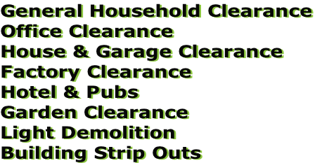 General Household Clearance